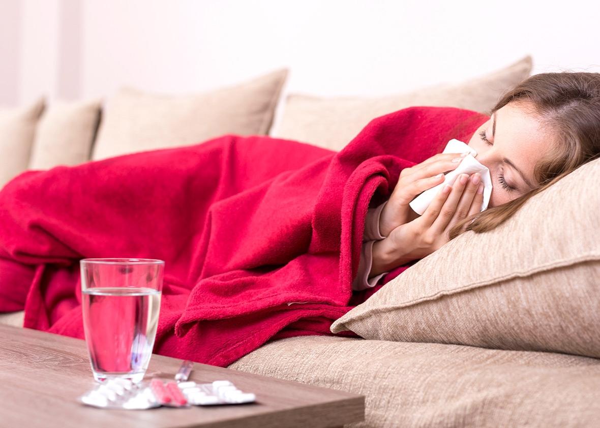 Zeven keer in de geschiedenis dat griep flink huishield