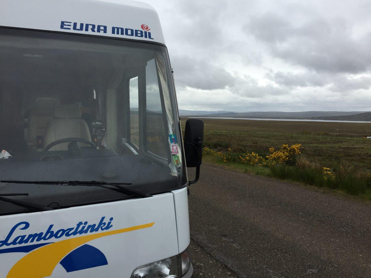 Op reis met de Lambortinki – met je kop onder de motorkap en nieuwe vakantiekriebels