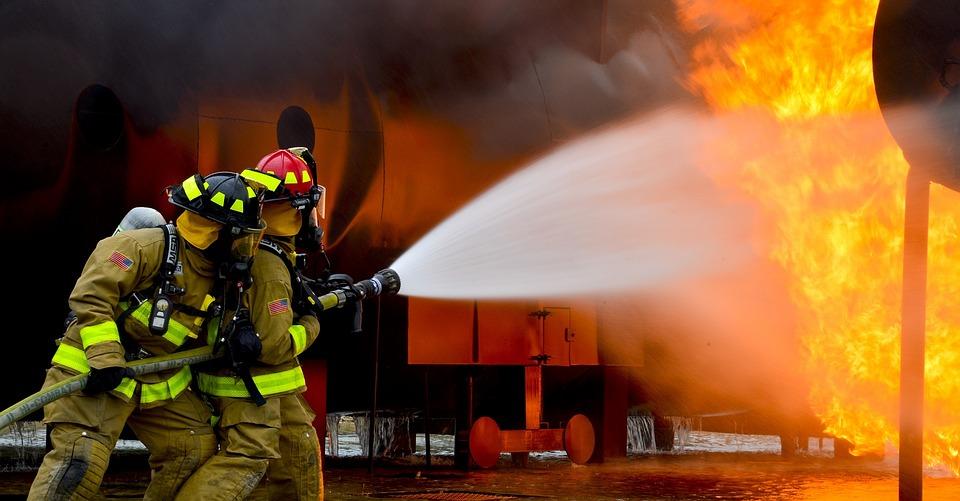 Goed nieuws: meer beroepskrachten en vrijwilligers bij de brandweer