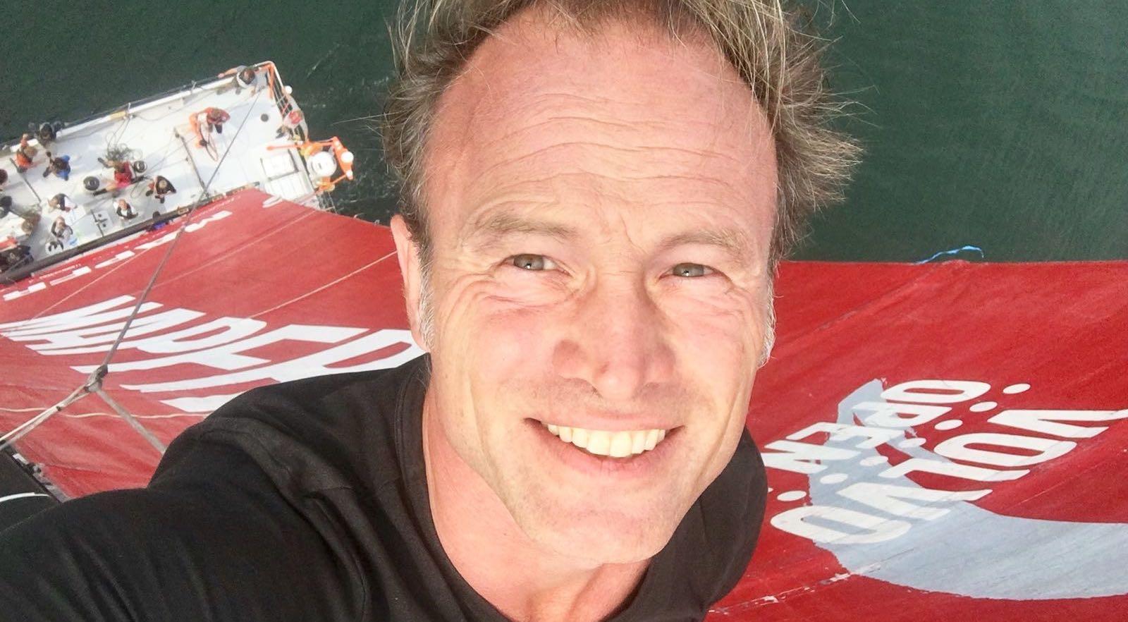 Rutger hangt 33 meter hoog in een mast gelukkig te zijn. Durf jij zo'n avontuur aan?