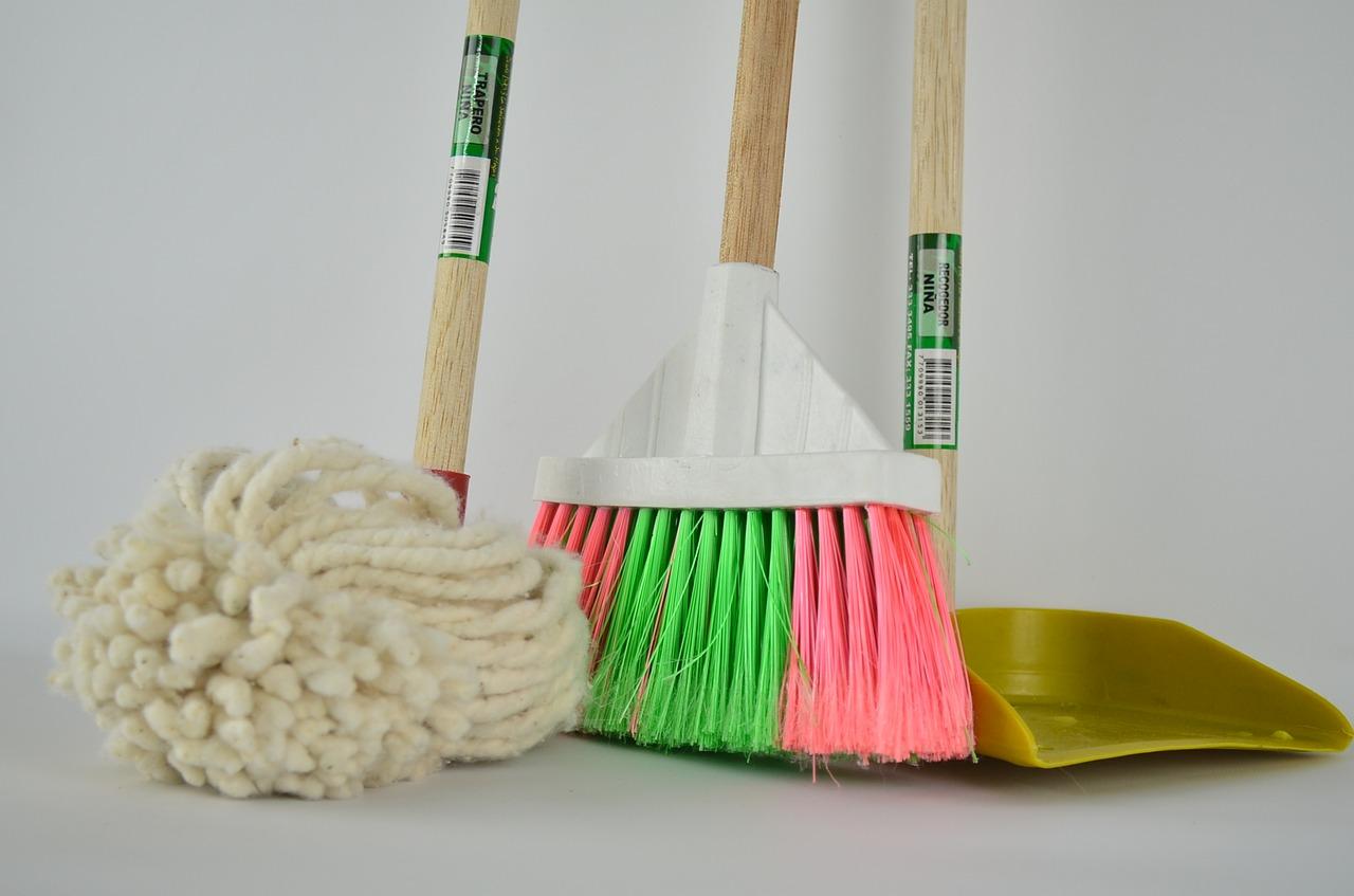Wanneer doe jij de voorjaarsschoonmaak?