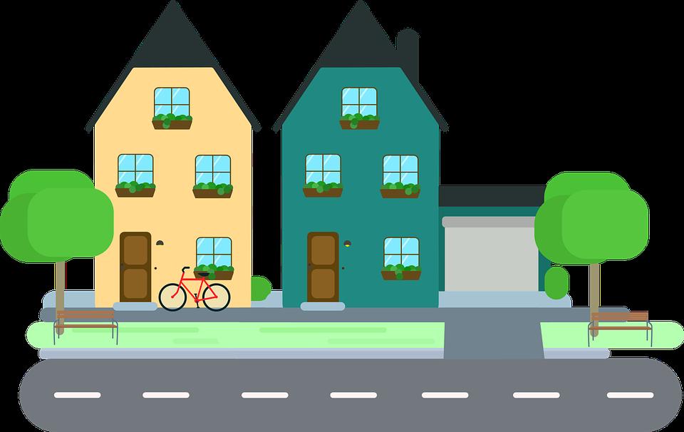 Nieuwe buren, jezelf voorstellen ja of nee?