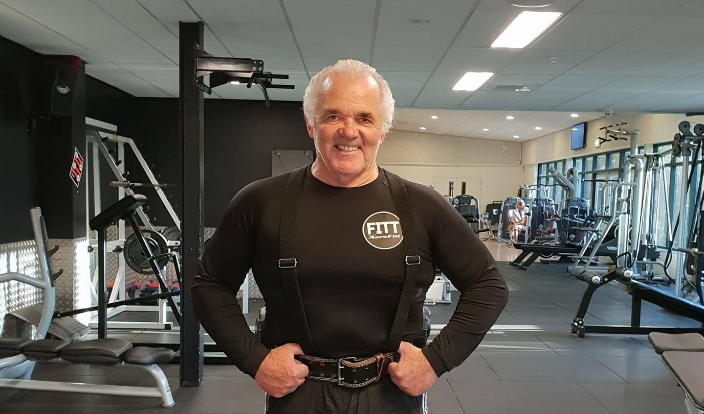Daarom doet 72-jarige Theo al 41 jaar aan krachttraining