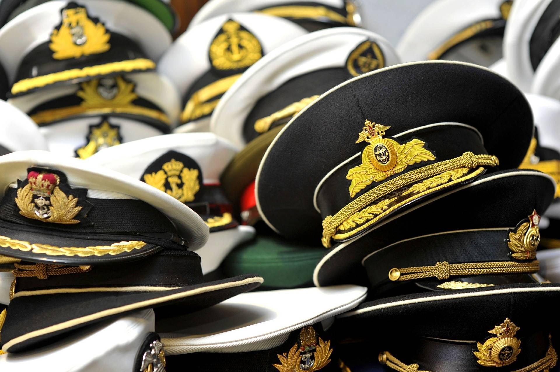 Eerste vrouwelijke commandeur bij de marine