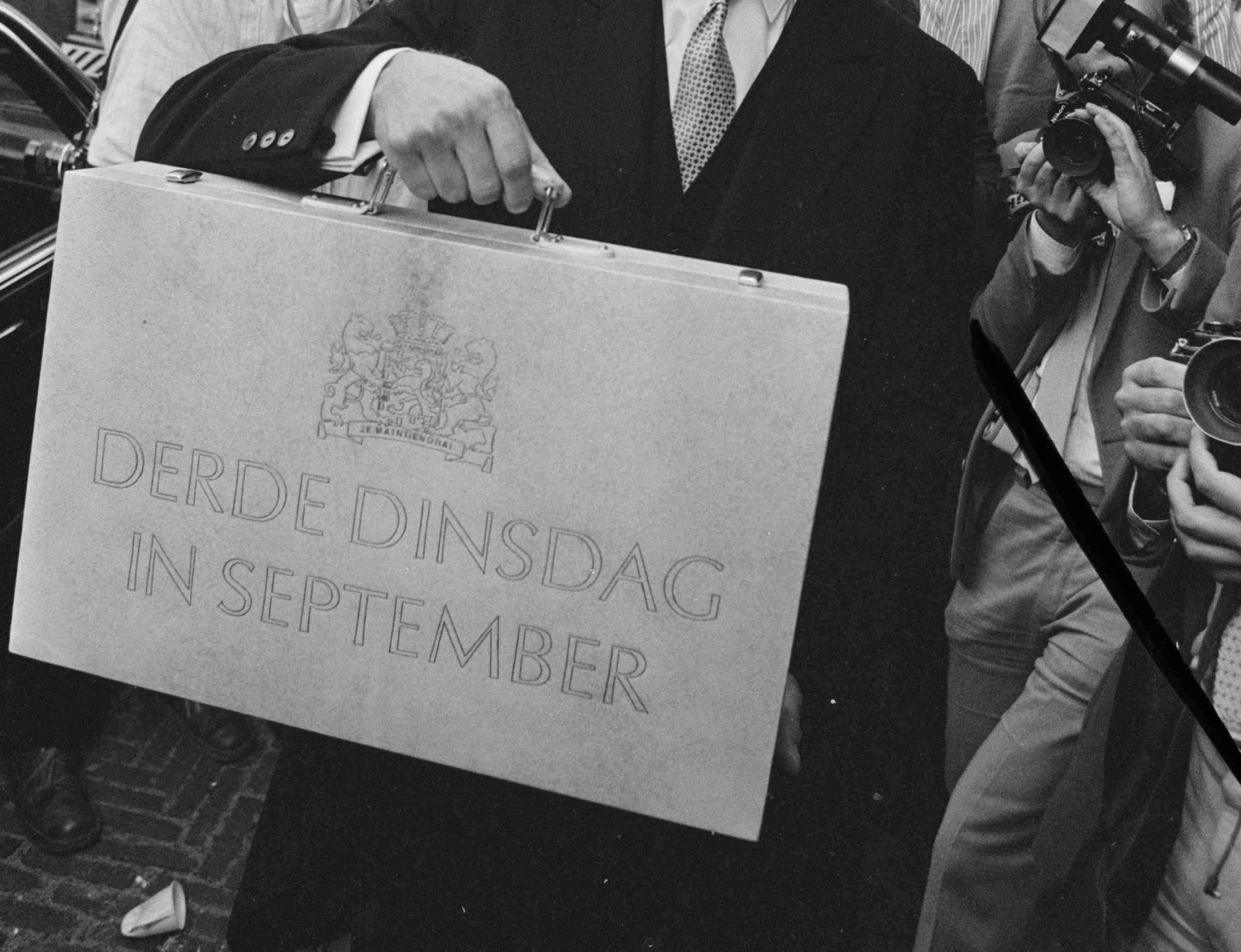 Prinsjesdag 2019: Nederlandse economie toont zich robuust