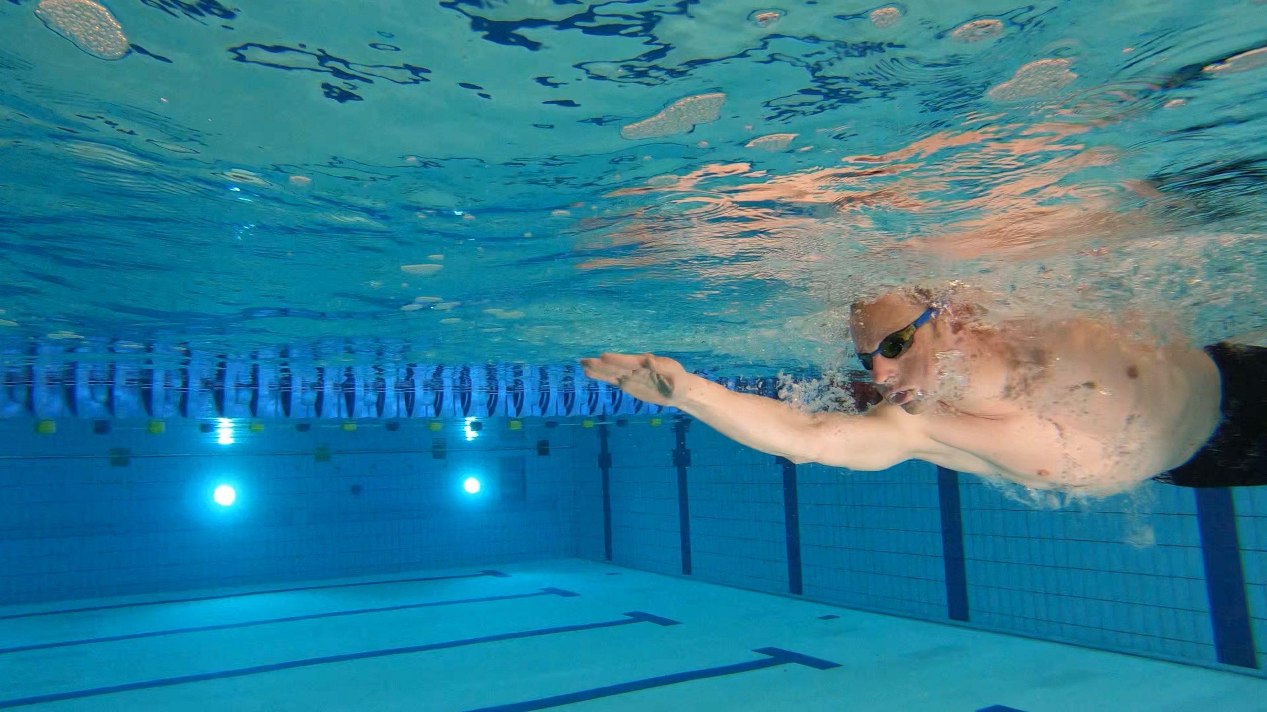 Stefan van der Pal begint op 2 juli aan zijn Elfstedenzwemtocht