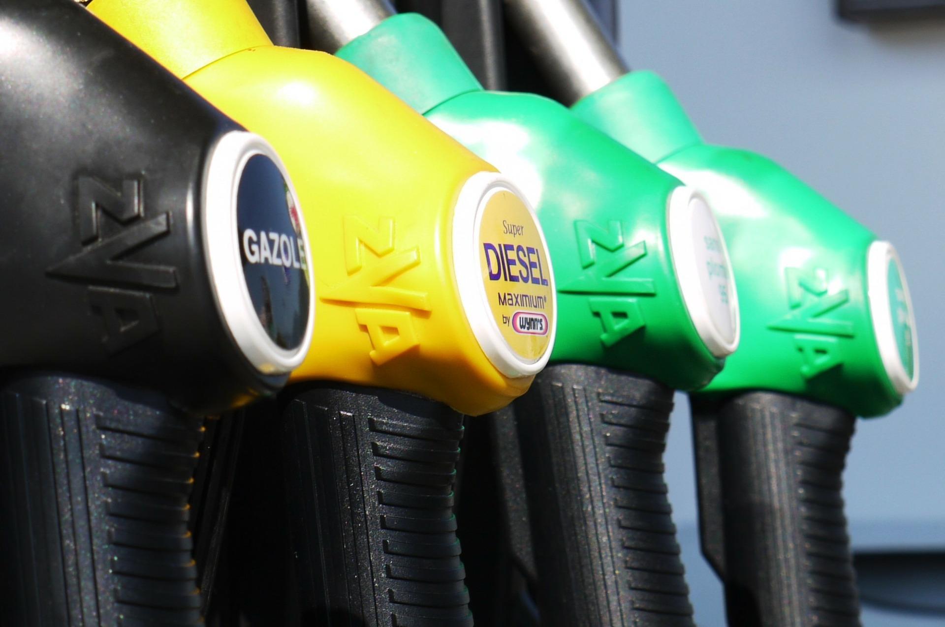 Wie rijdt nog diesel?