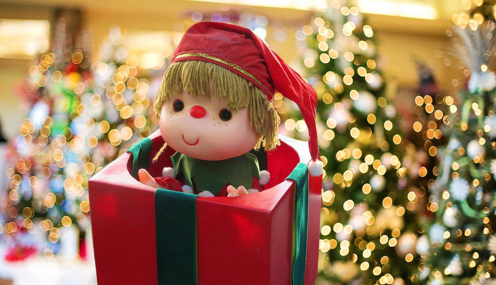 Kerstverhaal Francine: de Kerstbengel