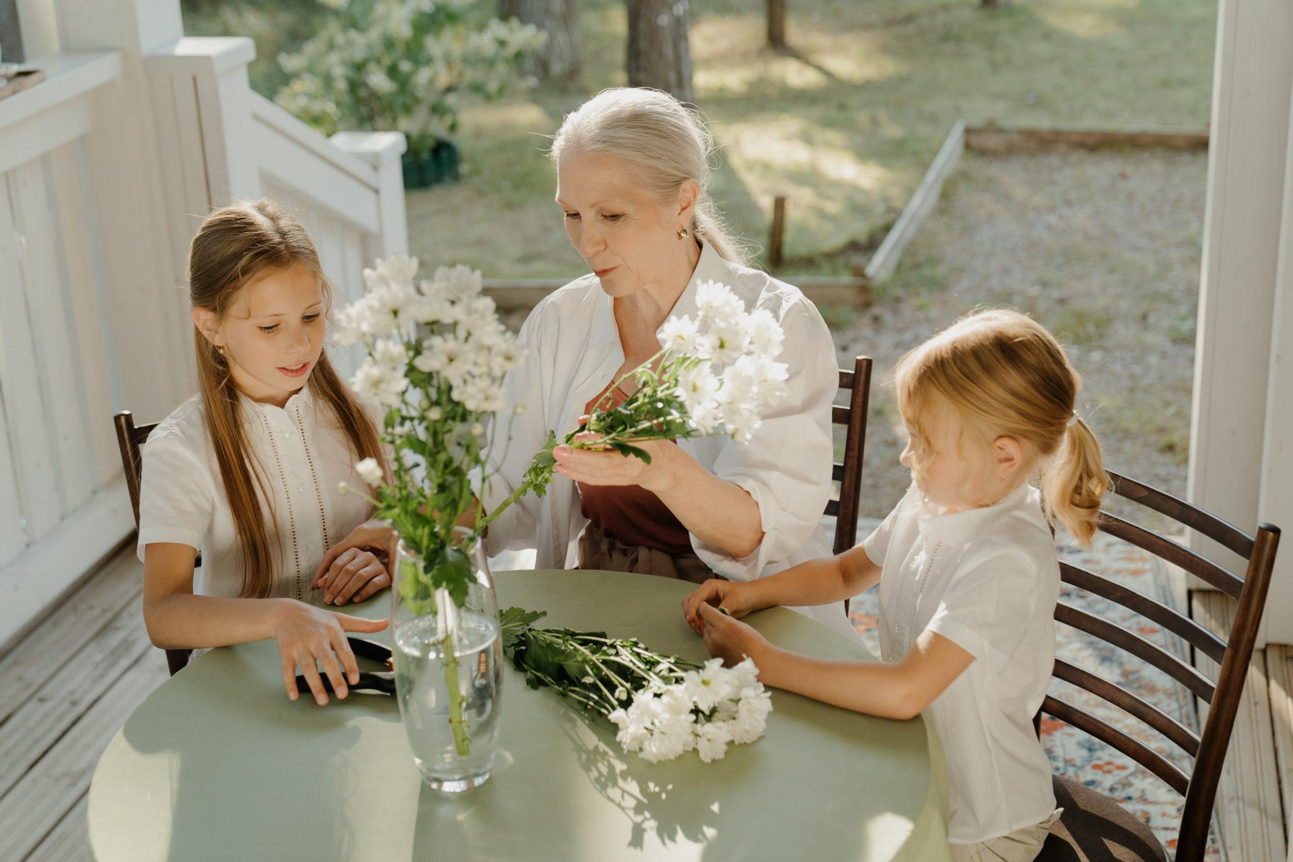5 x leuke dingen om te doen met de kleinkinderen